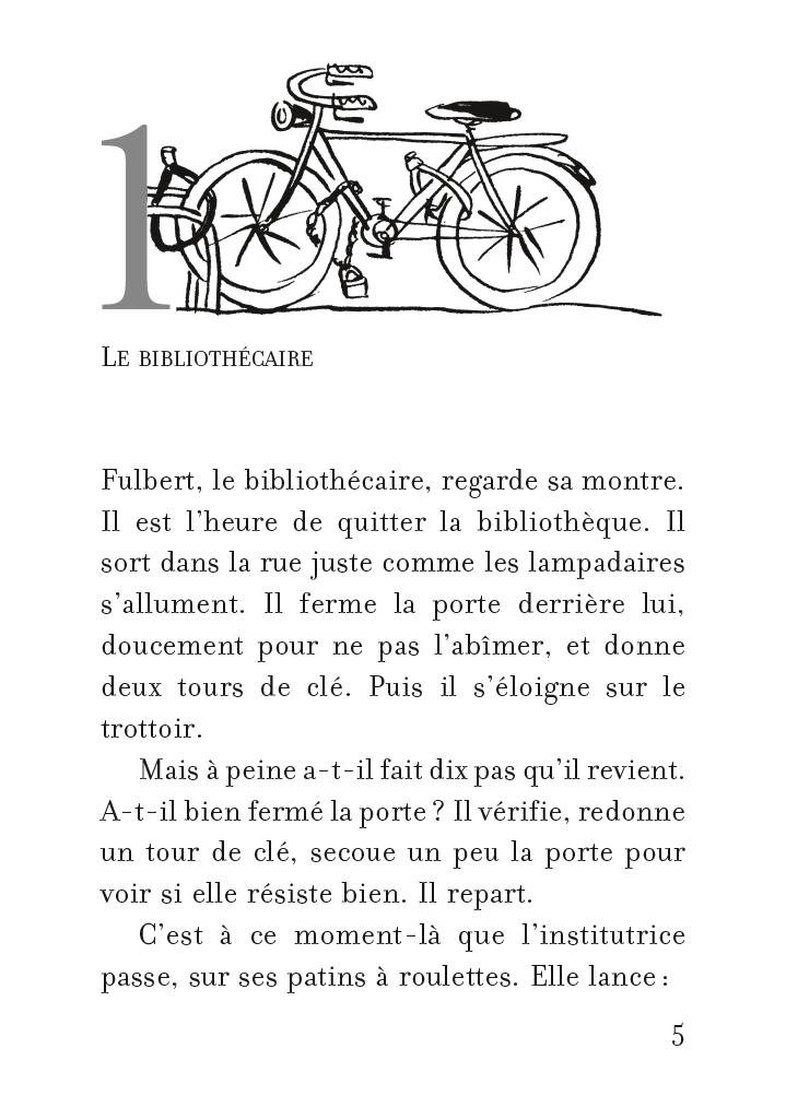 Casterman Le Grand Amour Du Bibliothécaire