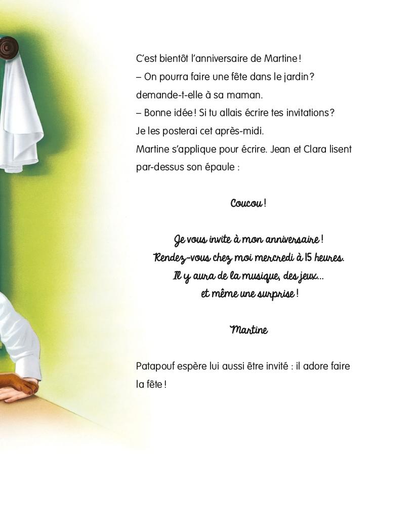 Casterman Martine Fête Son Anniversaire Tome 19