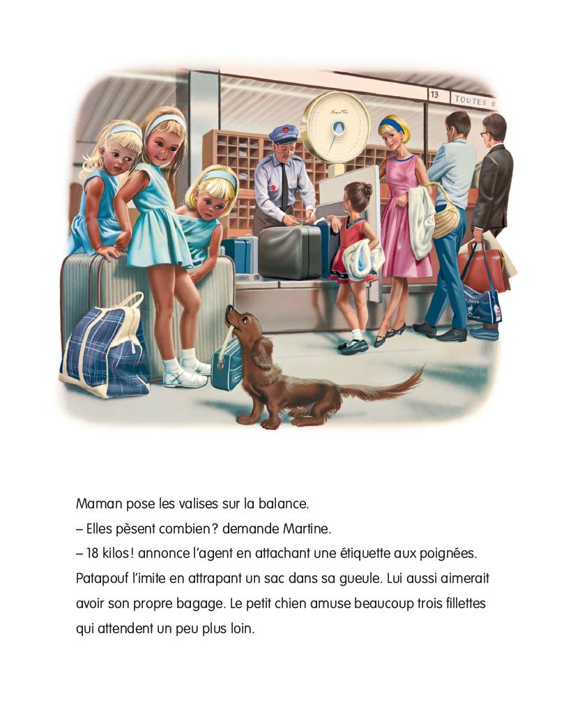 Martine - Tome 49 - Martine en avion - Gilbert Delahaye