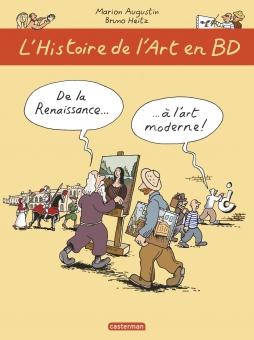 L'Histoire de l'Art en BD