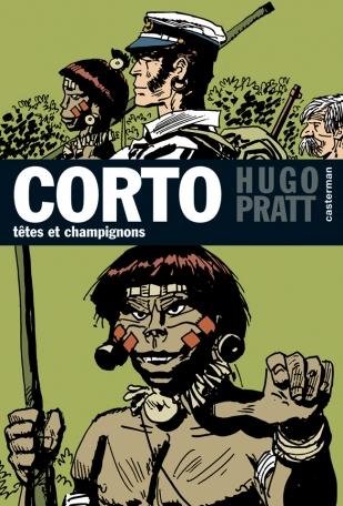 Corto Maltese - Tome 9 - Têtes de champignons