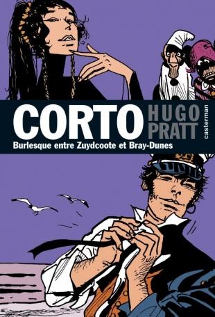 Corto Maltese - Tome 19 - Burlesque entre Zuydcoote et Bray-Dunes