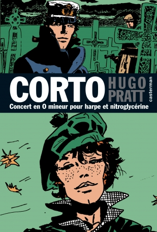 Corto Maltese - Tome 16 - Concert en O mineur pour harpe et nitroglycérine