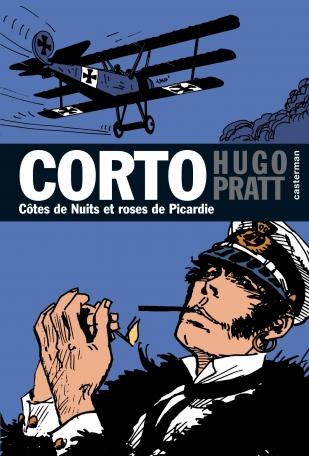 Corto Maltese - Tome 18 - Côtes de Nuits et roses de Picardie