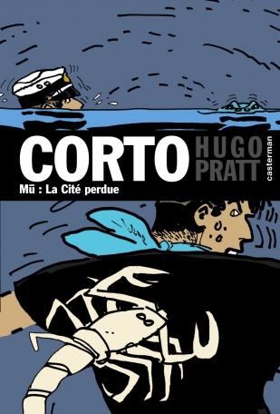 Corto Maltese - Tome 12 - Mû, la cité perdue