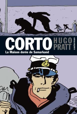 Corto Maltese - Tome 9 - La maison dorée de Samarkand