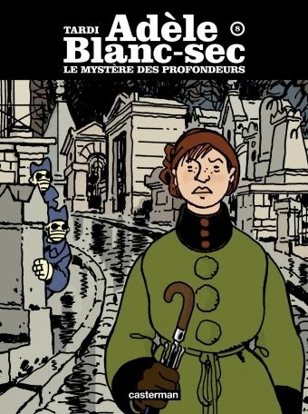 Adèle Blanc-sec - Tome 8 - Le Mystère des profondeurs
