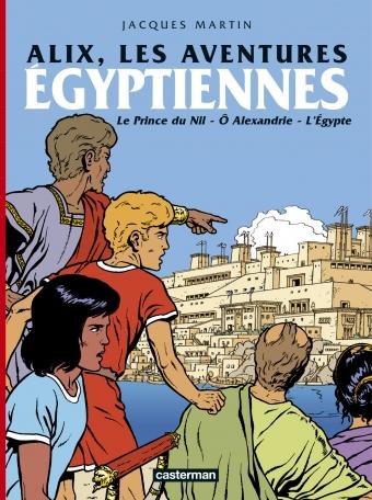 Alix, les aventures égyptiennes