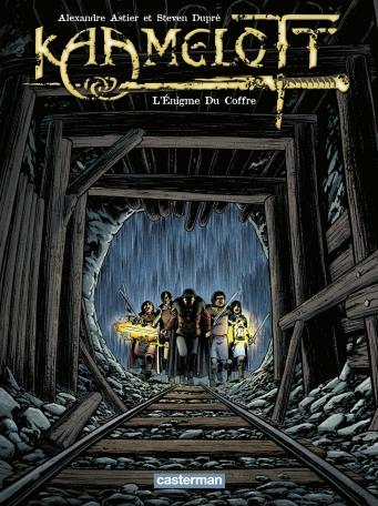 Kaamelott - Tome 3 - L'Enigme du coffre