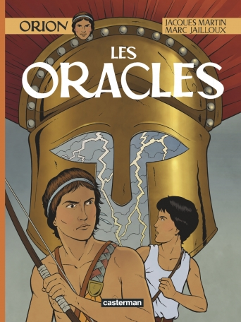 Orion - Tome 4 - Les Oracles