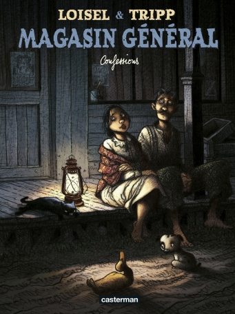 Magasin Général - Tome 4 - Confessions