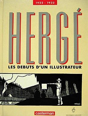 Hergé et les bigotudos, le roman d'une aventure