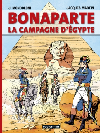 Bonaparte, La campagne d'Egypte