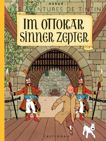 Le Sceptre d'Ottokar  - En alsacien