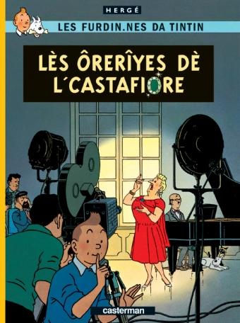 Les Bijoux de la Castafiore  - En bourguignon