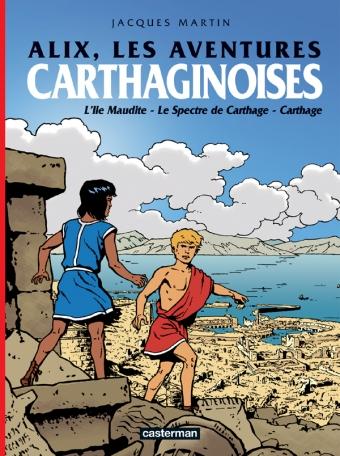 Alix, les aventures carthaginoises