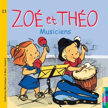 Zoé et Théo  - Musiciens