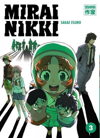 Miraï Nikki - Tome 3