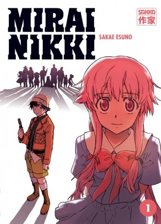 Miraï Nikki - Tome 1