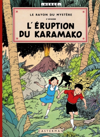 L' Eruption du Karamako