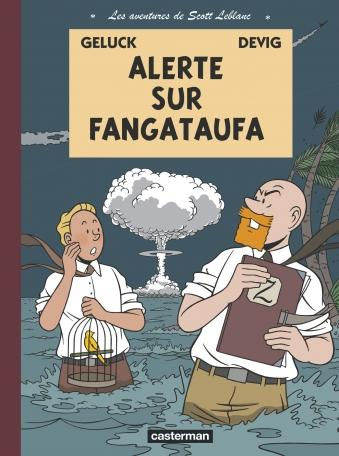 Alerte sur Fangataufa