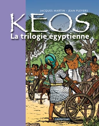 Keos, la trilogie Égyptienne