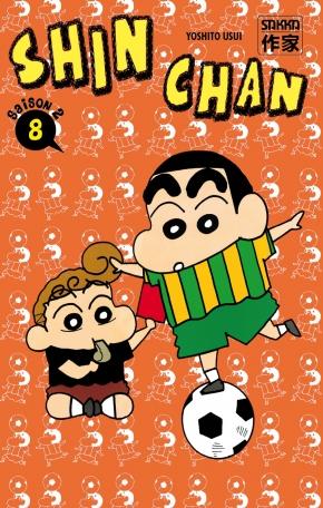 Shin Chan - Tome 8