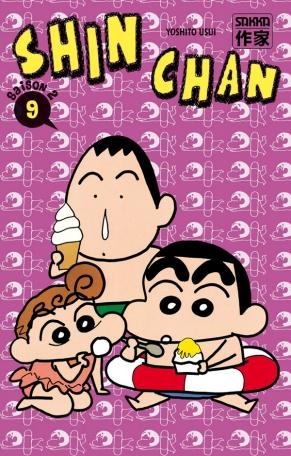 Shin Chan - Tome 9