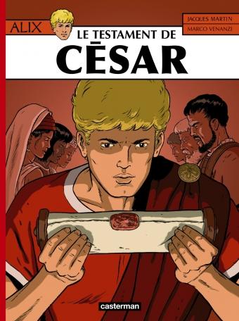 Alix - Tome 29 - Le Testament de César