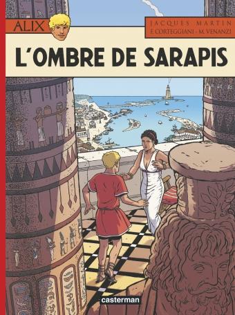 Alix - Tome 31 - L'Ombre de Sarapis