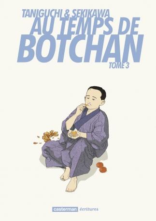 Au temps de Botchan - Tome 3