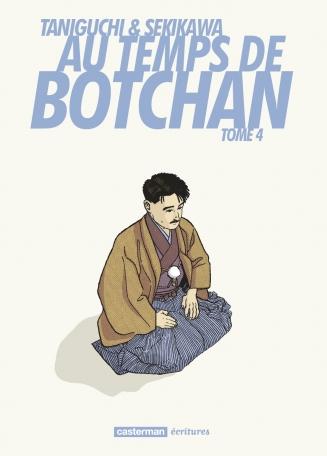 Au temps de Botchan - Tome 4