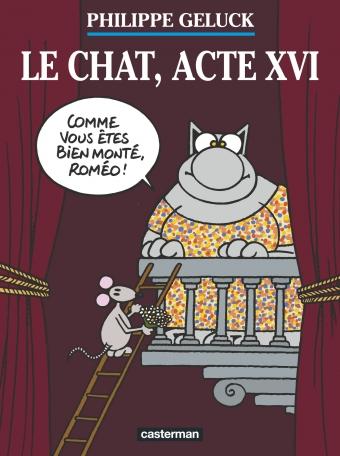 Le Chat, acte XVI