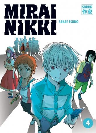 Miraï Nikki - Tome 4