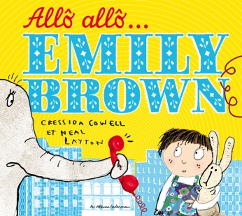 Allô allô...Emily Brown ?