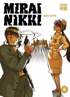Miraï Nikki - Tome 5