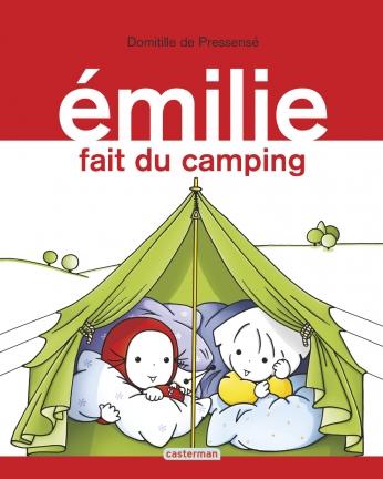 Émilie fait du camping