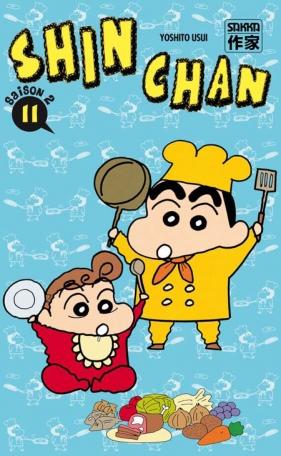 Shin Chan - Tome 11