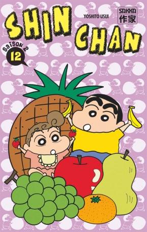 Shin Chan - Tome 12