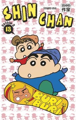 Shin Chan - Tome 13