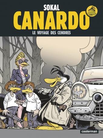 Canardo - Tome 19 - Le Voyage des cendres