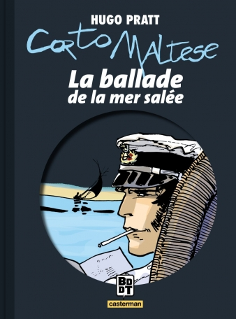 Corto Maltese - Tome 2 - La ballade de la mer salée