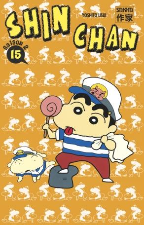 Shin Chan - Tome 15