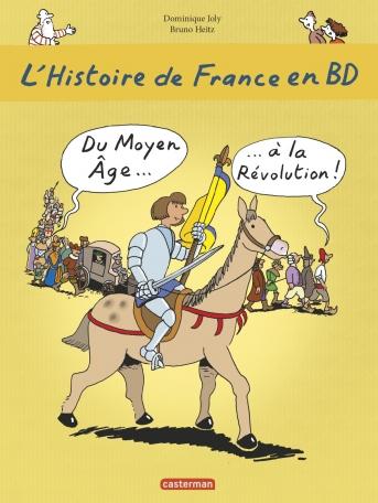 Du Moyen Âge... à la Révolution