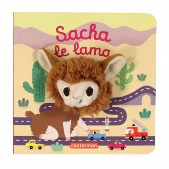 Sacha le lama