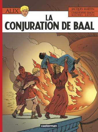 Alix - Tome 30 - La Conjuration de Baal