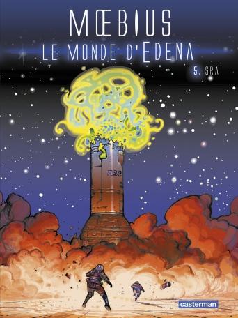 Le Monde d'Edena  - Tome 5 - SRA