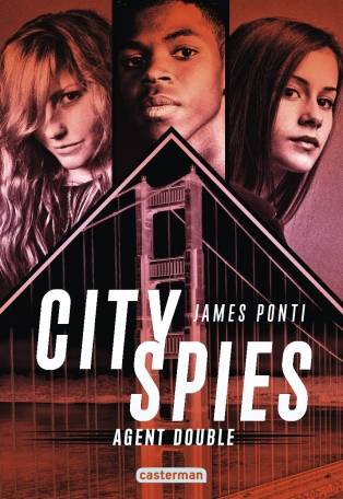 City spies - Tome 2 - Agent double