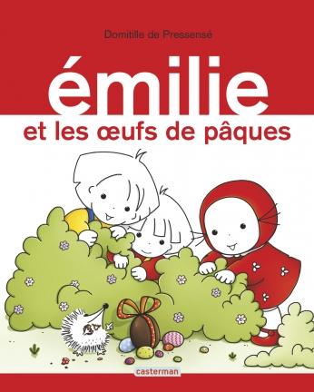 Émilie et les oeufs de Pâques
