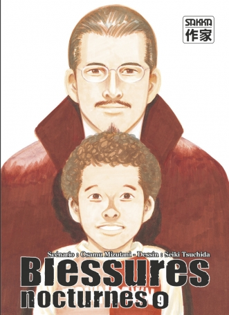 Blessures Nocturnes - Tome 9